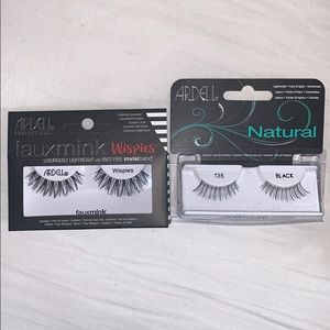 Never Used Ardell Lashes